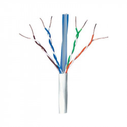 Витая пара кабель AMP UTP 4P, кат. 6, PVC, 305м