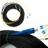 8 волокон 250м Внешний оптический патч-корд