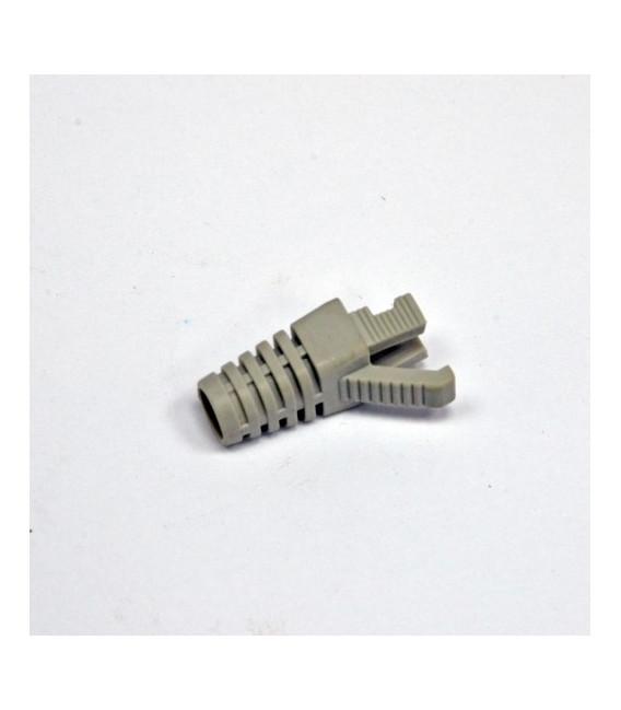 Колпачок пластиковый, 6.0 мм, для коннекторов UTP кат. 6, серый, EPNew