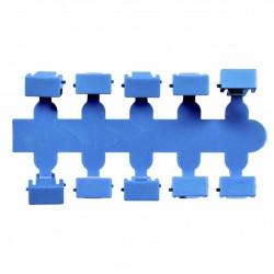 Маркировочный колпачок Corning синий 10 шт серия 1000RT
