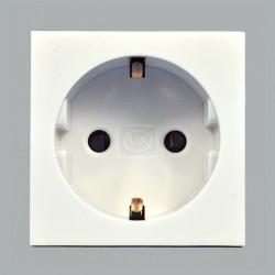 Модуль электрический одинарный MK Electric, 220В, 50х50 мм