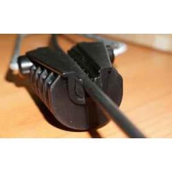 Арматура Клин, Зажим натяжной Н3, для самонесущего кабеля с тросом