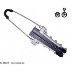 Зажим натяжной РА 810 300 для коаксильного кабеля