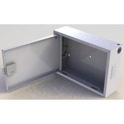 Антивандальный ящик 2U  440х560х150