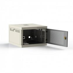Шкаф настенный 6U перфорация 570х450 мм