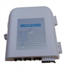Оптический бокс MDU 208 для PON сетей