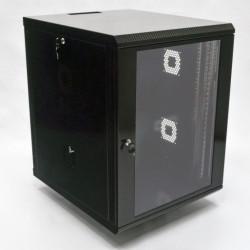 Серверный шкаф настенный 15U, 600x700x773 мм, черный