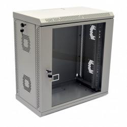 Серверный шкаф настенный 12U, 600x350x640 мм, серый