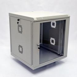 Серверный шкаф настенный 12U, 600x600x640 мм, серый