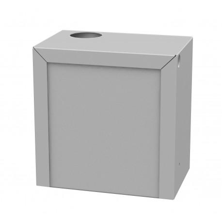 Антивандальный ящик РК-550 500х550х220 (ВхШхГ)