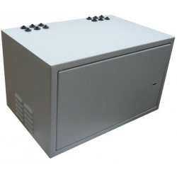 Антивандальный шкаф 18U 600х500х900