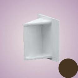 Marshall Tufflex 16x16мм Заглушка коричневая