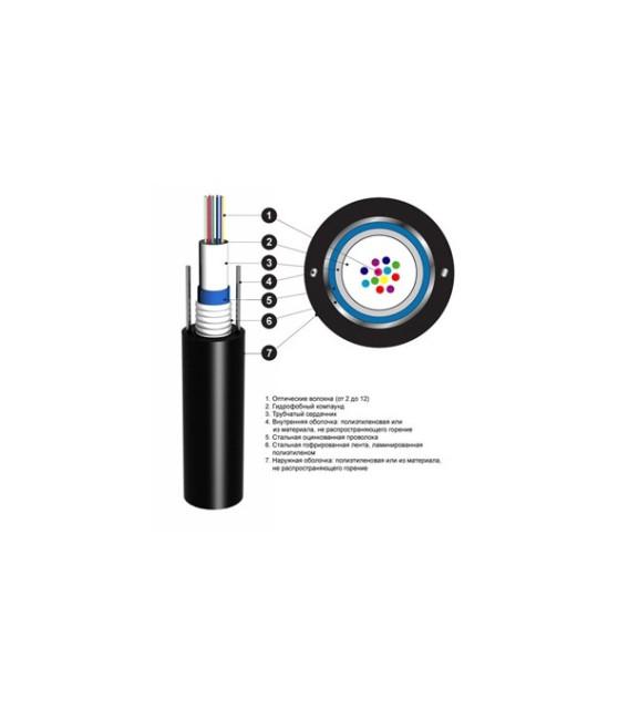 Кабель оптический ОЦБгП 1,5кН 16 волокон