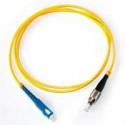 Коннектор оптический (собранный) FC simplex SM (APC), 2мм