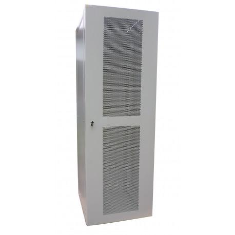 Шкаф напольный 42U 600x800 Дверь перфорация
