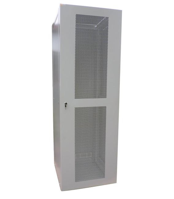 Шкаф напольный 33U 600x600 Дверь перфорация