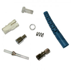 Коннектор оптический (не собранный) FC simplex MM (PC), 2мм