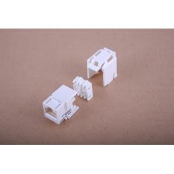 Corning Модуль неэкранированный U250, 1xRJ45, FutureCom, Keystone, кат.6