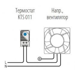 Термостат компактный Klinkman