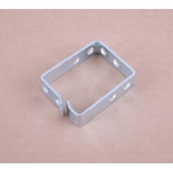 Кабельный организатор-кольцо 44х60, метал 2мм, оцинковка, Украина