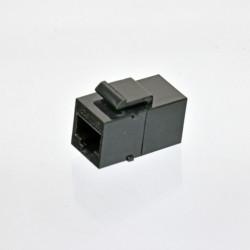 Соединитель витой пары UTP, кат. 6, под коннекторы RJ45, KeyStone