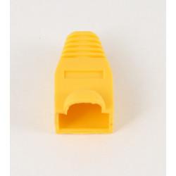 Колпачок для RJ45, желтый, Kingda