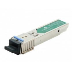 Оптический модуль 1Гбит, передача 1310, приём 1550, SC 20км одномод