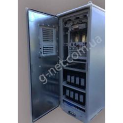 24U Шкаф с закрытым кондиционером 2,5 кВт и мониторингом
