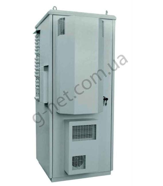 Шкаф с кондиционером и мониторингом 28U