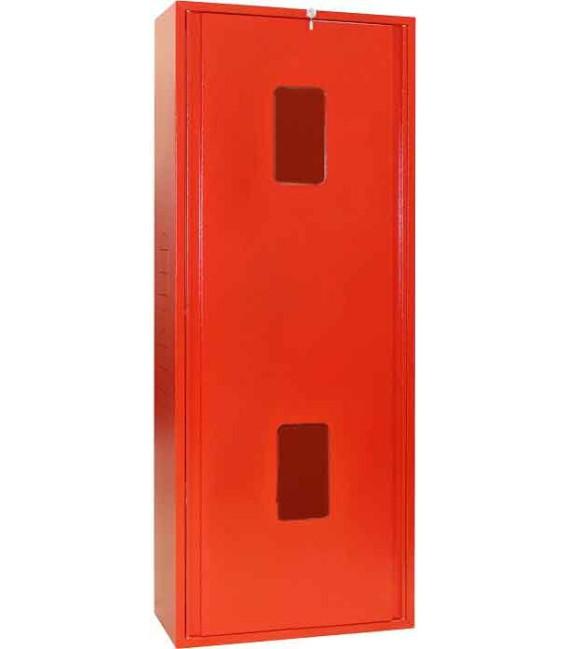 Бокс пожарный красный с задней стенкой 1800*600*250