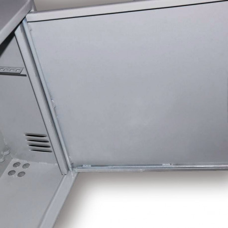 3U Super AntiLom Антивандальный шкаф