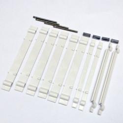ACKERMAN Набор разделителей (глубина 89-110мм) для люка на 3 модуля