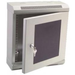 Hypernet Шкаф коммутационный настенный 4U 10 дюймов