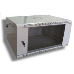 Шкаф телекоммуникационный настенный 4U 600x300 разборной серия ЭКО