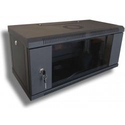 Hypernet Шкаф коммутационный настенный 6U 600x350 разборной