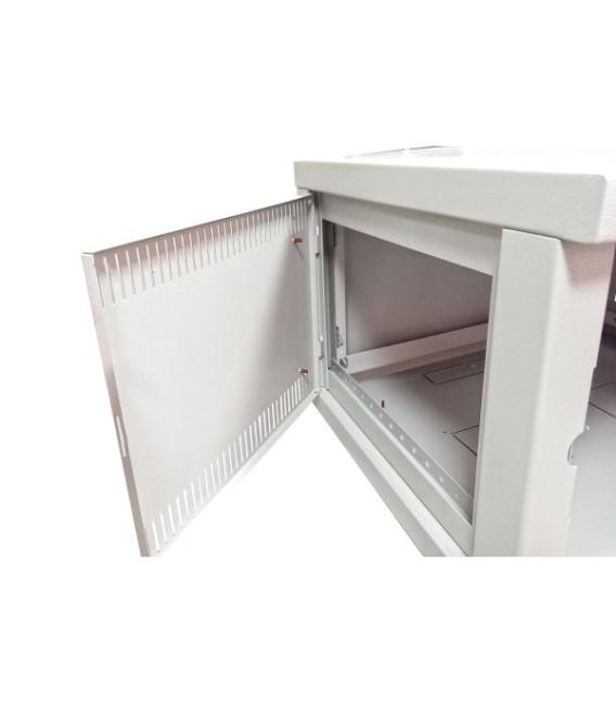 Шкаф настенный 15U 600x450 Дверь перфорация