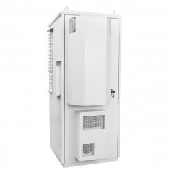 Шкаф с кондиционером и мониторингом 39U