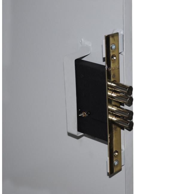 2U Super AntiLom Антивандальный шкаф