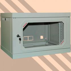 Подробнее оСерверный шкаф настенный CSV Wallmount Lite 15U-450 (акрил) 1545-А-ШН