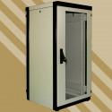 Серверный шкаф напольный CSV Lite Plus 42U-600х600 (стекло)