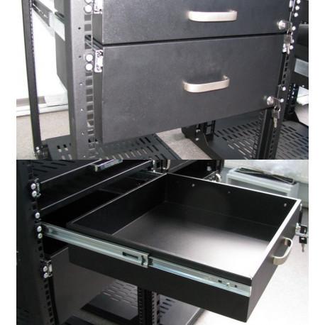 Ящик для документов 2U 400мм