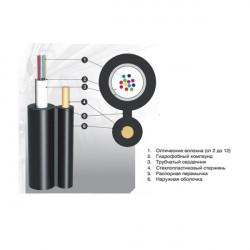 Подробнее оОптический кабель ОЦПТс 1кН 2 волокна