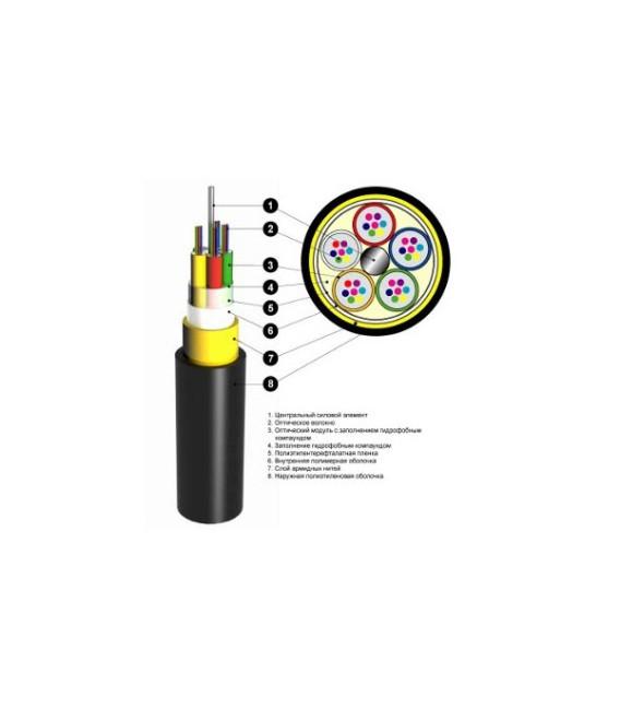 Кабель оптический ОАрП 5кН 24 волокна