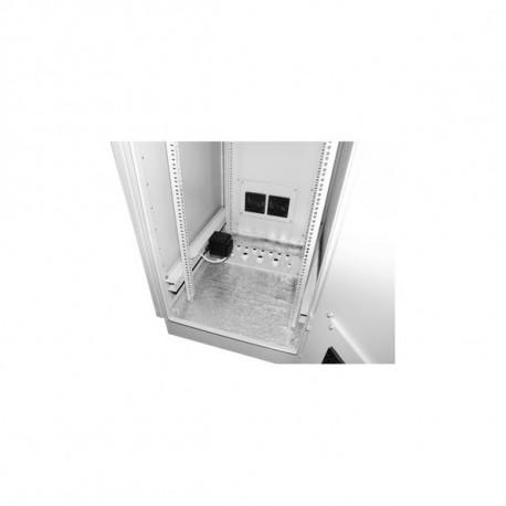 Всепогодный уличный климатический шкаф ШКК 24U