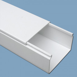 Короб для кабеля 25×25 пластиковый кабельканал
