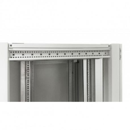 Шкаф напольный 42U 600x600 Дверь перфорация
