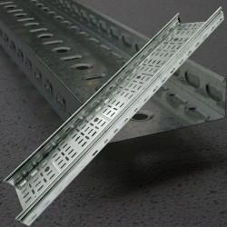 150/40 Лоток кабельный  производство Украина перфорированный оцинкованный, длина 3 метра, дешевый и качественный кабельный лоток