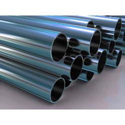 50мм/1,5мм Металлическая кабельная оцинкованная труба, безрезьбовая, длина 3м