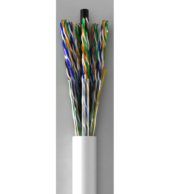КПВ-ВП (100) 25*2*0.51 (UTP-cat.5) Одескабель витая пара Lan-кабель