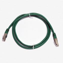 Патч-корд зеленый 3м медный FTP кат5e